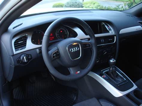 Audi B8 Interior by 2010 Audi A4 B8 S Line Ibis White Audiworld Forums