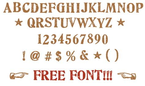 free font rubber st idiy i do it yourself part 41
