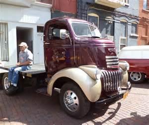 1941 chevrolet coe truck autumn daze car show bradford