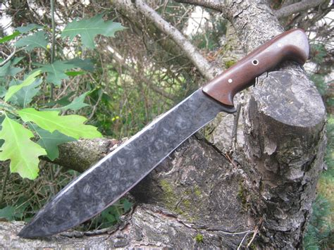 Handcrafted Knives - total survivalist custom knives