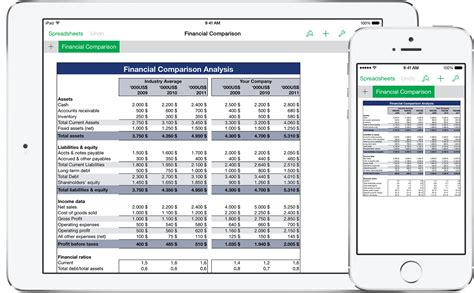 themes excel mac templates for numbers pro for ios made for use