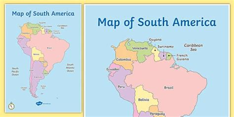 south america resources map map of south america map south america continent