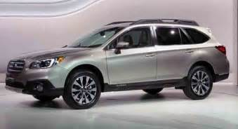 Subaru Tribeca Towing Capacity 2017 Subaru Outback Sophisticated Redesign Release Date