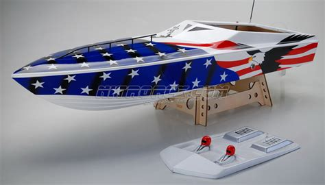 rc racing boats gas powered exceed racing fiberglass eagle 1300gs260 gas powered speed