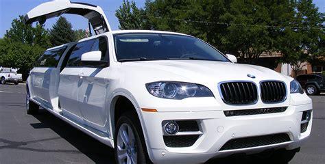 bmw rental denver denver limo service sunset limo sunset s white bmw x6 limo