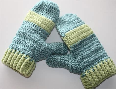 pattern crochet mittens new stylish winter collection of crochet mitten