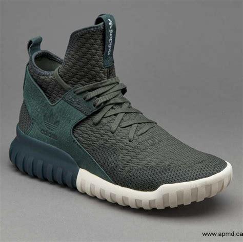 2017 canada mens shoes adidas originals tubular x pack shadow green white s74932