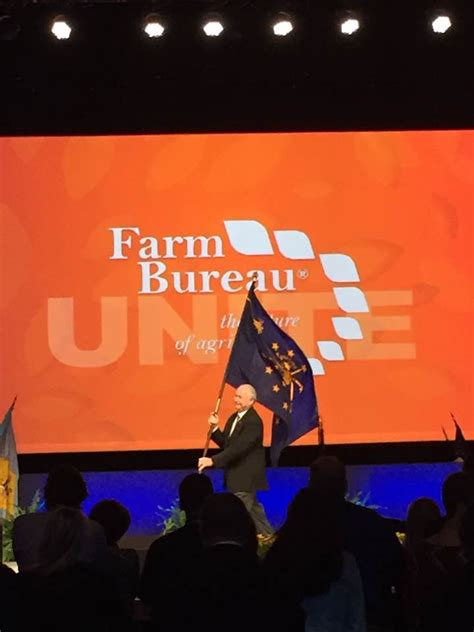 nt convention bureau indiana farm bureau recognized at national convention