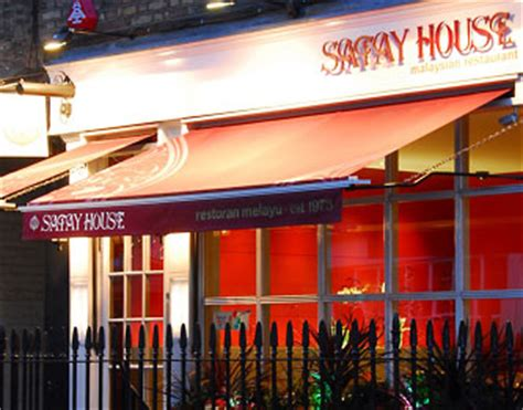 satay house malaysian restaurant satay house london