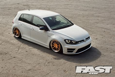 volkswagen modified modified mk7 vw golf r fast car