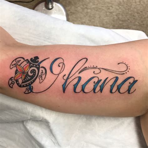 ohana tattoos 55 delightful ohana designs no one gets left