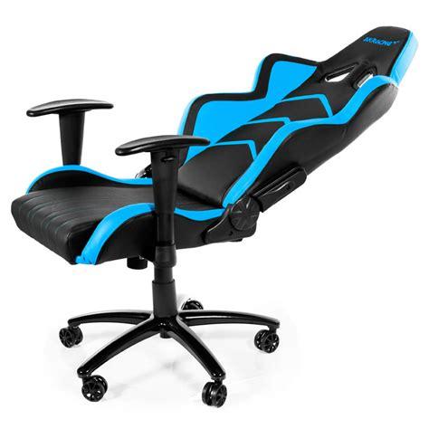 fauteuil de bureau confortable pour le dos akracing player gaming chair bleu ak k6014 bl achat vente si 232 ge pc sur ldlc ch
