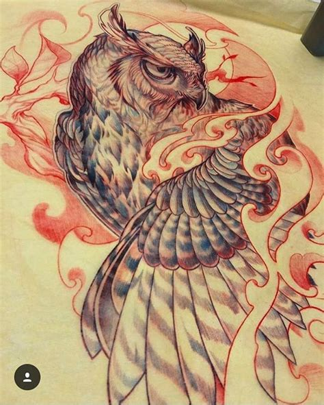 japanese owl tattoo 25 best ideas about owl design on owl