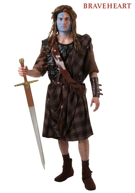 braveheart william wallace costume
