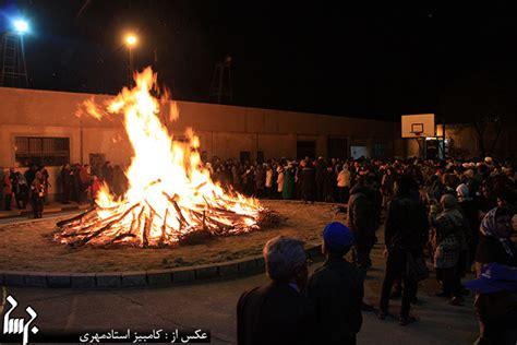 sadeh zoroastrians celebrate ancient winter festival