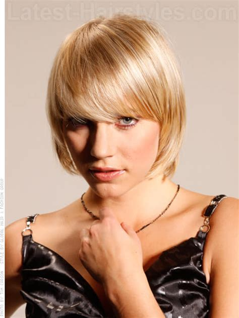 choppy bob haircut with fringe choppy bob hairstyles 25 stunning choppy bobs