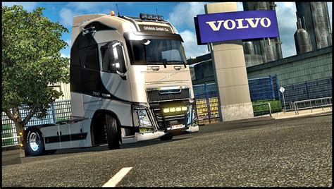 truck volvo 2017 volvo fh16 2013 ohaha skin v1 17 ets2 mods euro truck