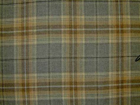 grey tartan upholstery fabric wool tartan check plaid grey sand fabric curtain