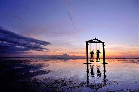 safe  indonesia travel update  tourists walk