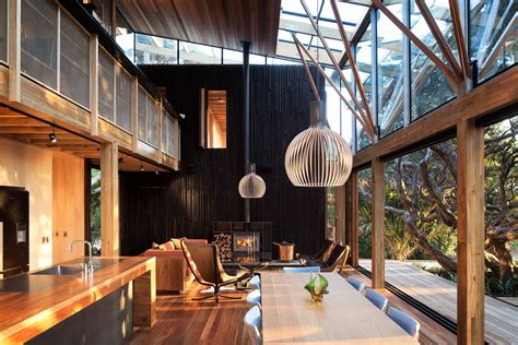 Home New Zealand Architecture Design And Interiors | under pohutukawa herbst architects