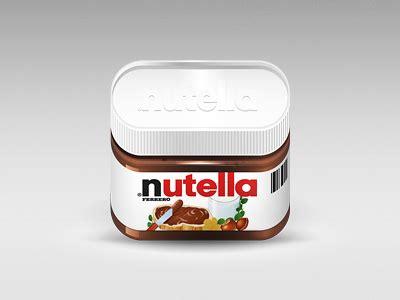 design nutella label gallery for gt nutella label design