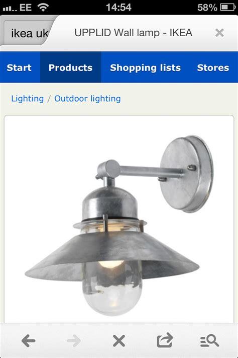 Outdoor Lighting Ikea Lighting Pinterest Outdoor Lighting Ikea