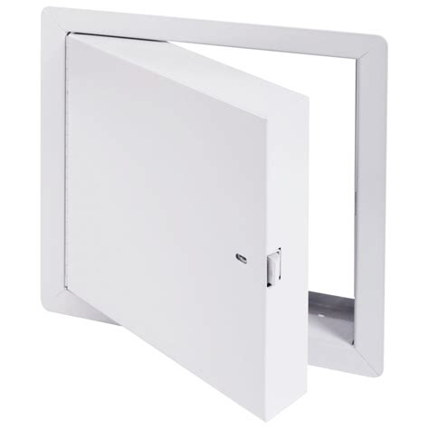 cendrex insulated access door for walls and