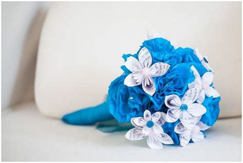 bouquet diy diy paper bouquets weddings images