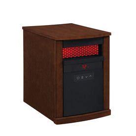 duraflame  btu infrared quartz cabinet electric space
