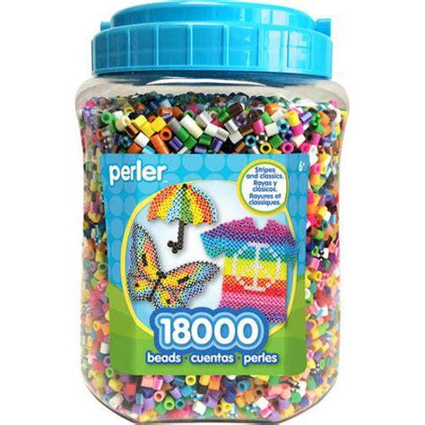 perler in bulk perler bulk craft jar 18000 pieces