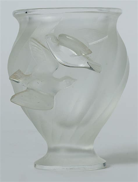 lalique bird vase lalique other products