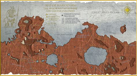 mars map map of mars by sapiento on deviantart