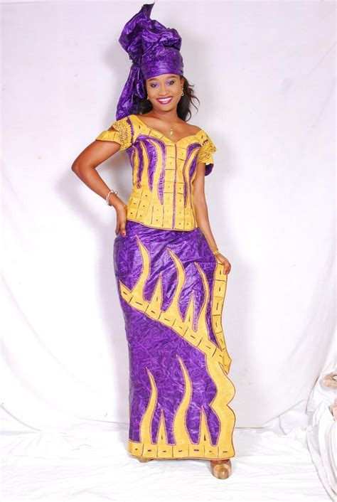 african clothing dress red and gold mud cloth african brocade with embroidery bazin boubou pinterest