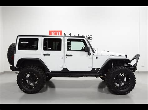 jeep for sale az 2016 jeep wrangler unlimited rubicon for sale in tempe az