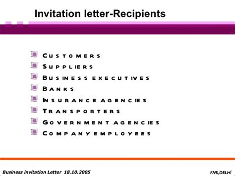 Letter For Corporate Presentation Business Letters Presentation 1