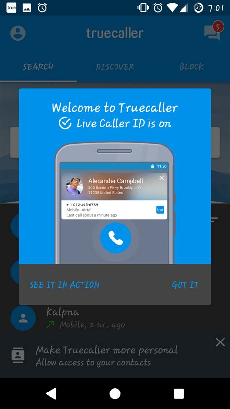 truecaller version apk truecaller caller id block v6 60 premium cracked apk get play apps