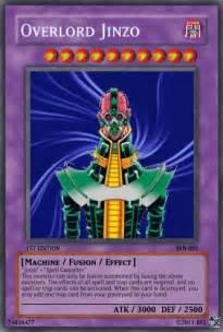 jinzo deck overlord jinzo yu gi oh card maker wiki fandom powered