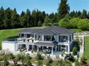 weber haus weberhaus klassisch wohnen luxusvilla mit panoramablick