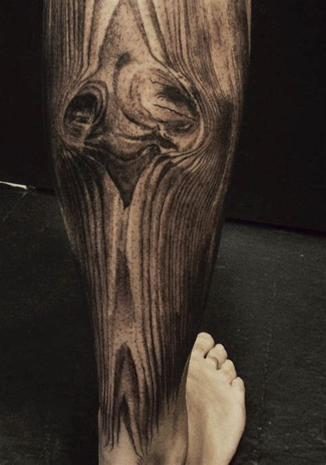 wood grain cross tattoos 25 best ideas about wood on tree rings