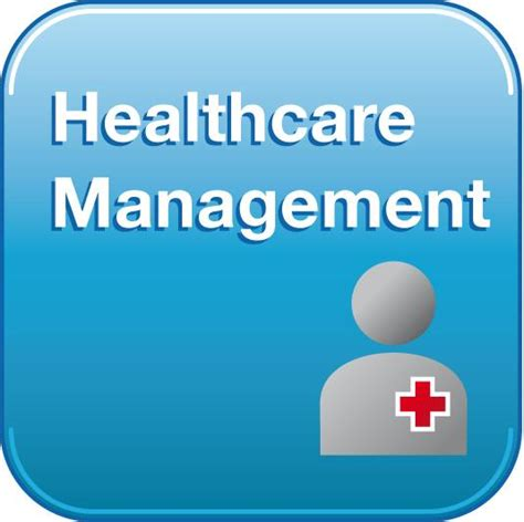 Mba In Hospital Management by Mba In Health Care Management Distance Education Institute