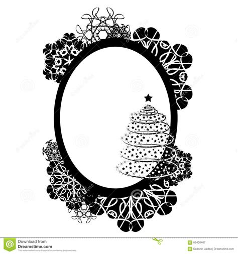 black and white to color frame vector design illustration black and white color