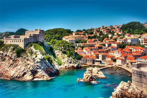 vacation sites dubrovnik croatia tourist destinations
