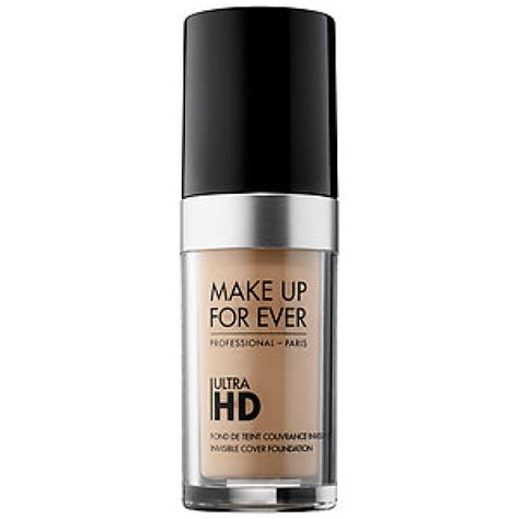 Makeup Forever Ultra Hd make up for ultra hd invisible cover foundation