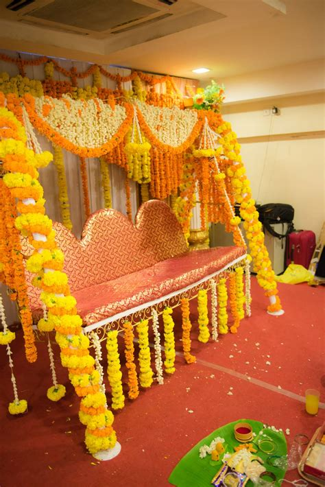 Baby Shower Decorations India by Baby Shower Of Preetha Redthread Eventz In Chennai