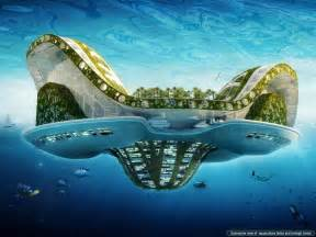 Treehouse Community Costa Rica - future floating cities