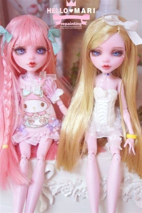 fashion doll repaints high custom doll repaints by hello mari repainting