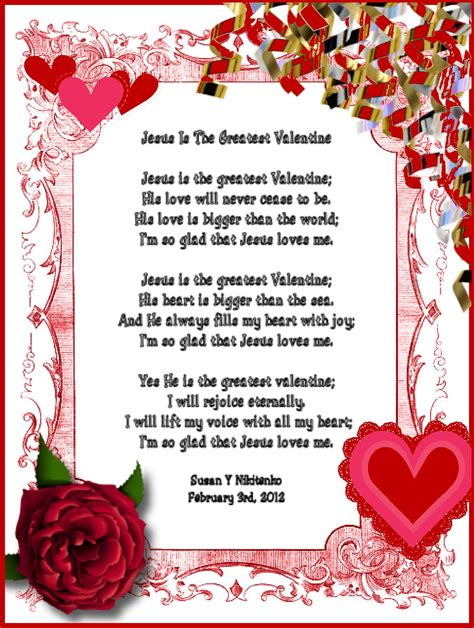valentines day poems for toddlers click now for much more awesome ideas for gifts for your