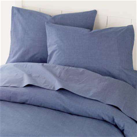 chambray bedding kids bedding boys blue cotton chambray bedding twin