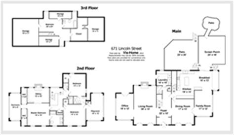 home alone house floor plan for the compound