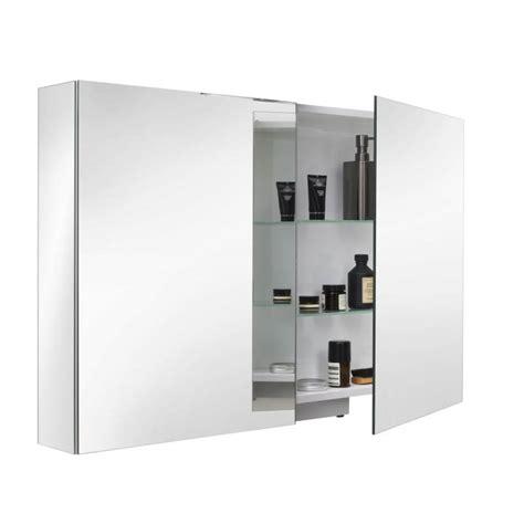 armoires de toilette sanijura armoire de toilette 2 portes miroir armoire toilette